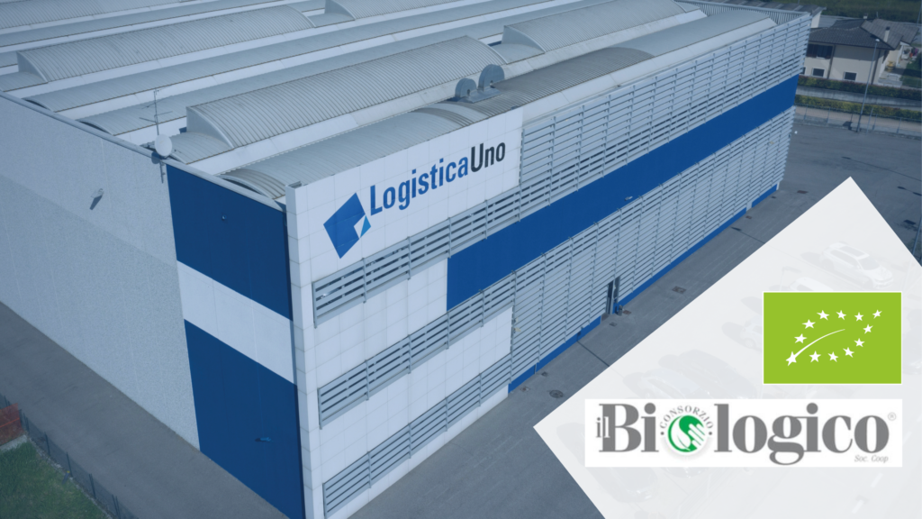 Logistica Uno socia del Consorzio Il Biolgoico